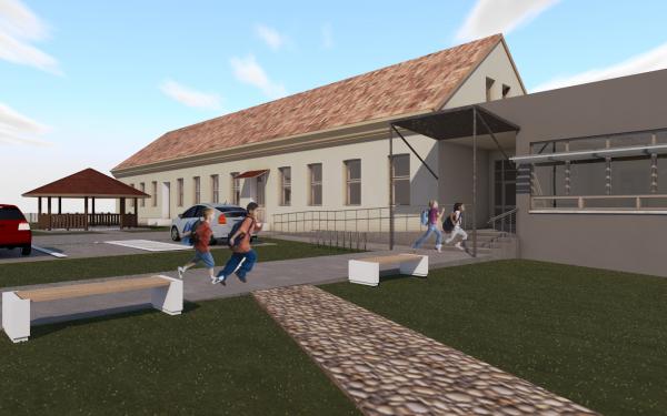 Dogradnja Područne škole Gudovac