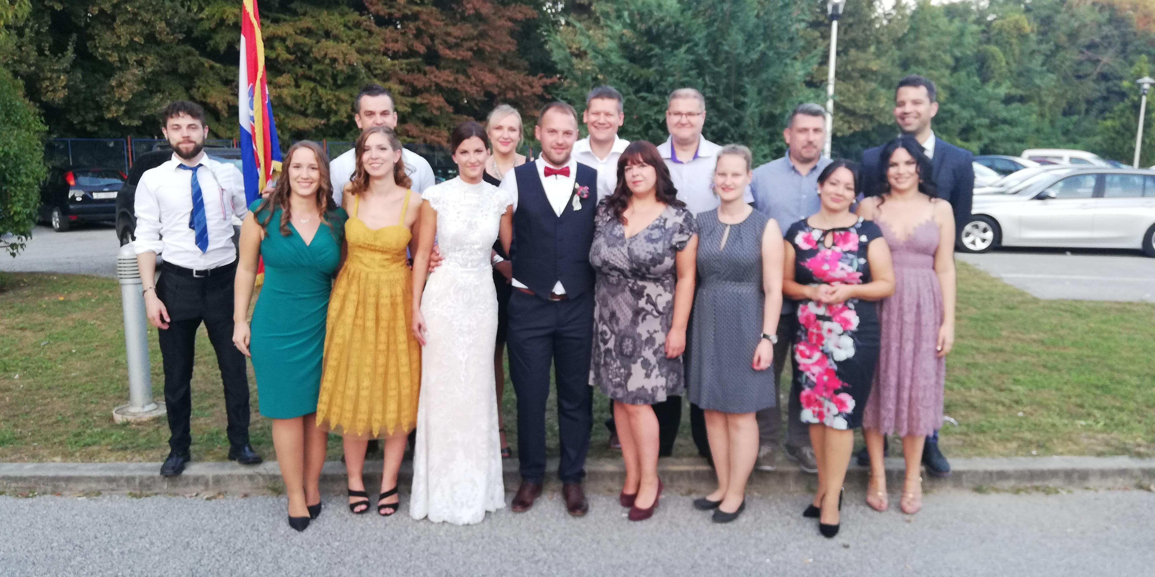 Opet svadba u Mplan-u :)